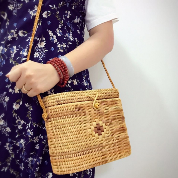 Summer Style Handbags Bohemian Boho Straw Bag Famous Designer Brands  Crossbody Bags For Wome High Quality Woven Beach Bag C103 9ff9ffbf3f0b4